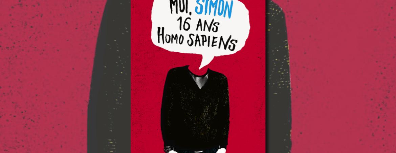 Moi, Simon, 16 ans, Homo Sapiens : plongée en adolescence
