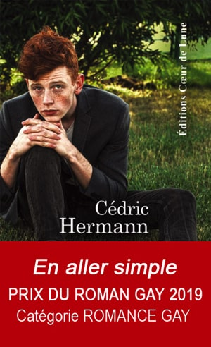 Couverture En aller simple de Cédric Hermann