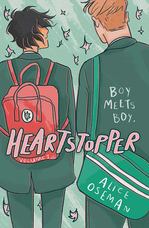 Couverture de Heartstopper, Alice Oseman
