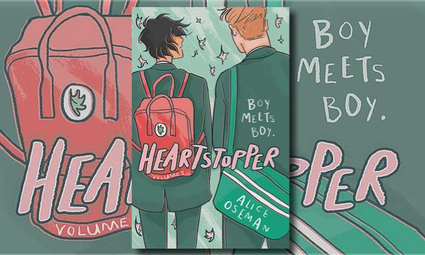 Heartstopper, un petit coup de cœur de BD