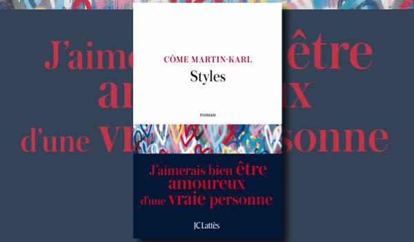 Styles, un roman neurasthénique, à rebours et hilarant