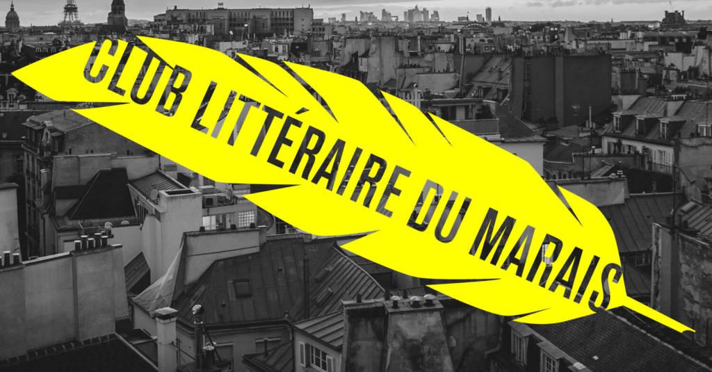logo du club littéraire du Marais