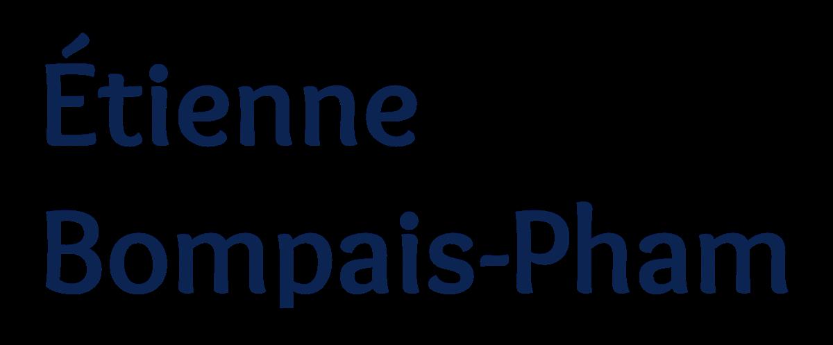Étienne Bompais-Pham